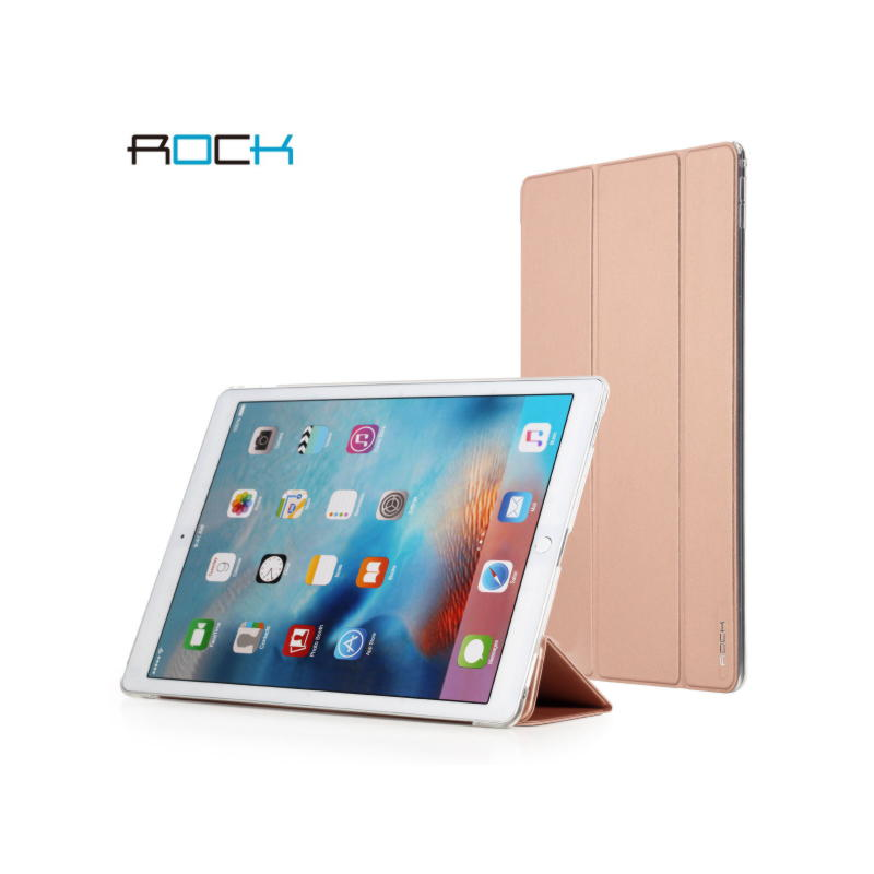 iPad Pro Rock Touch Series Smart Cover - Rosaguld