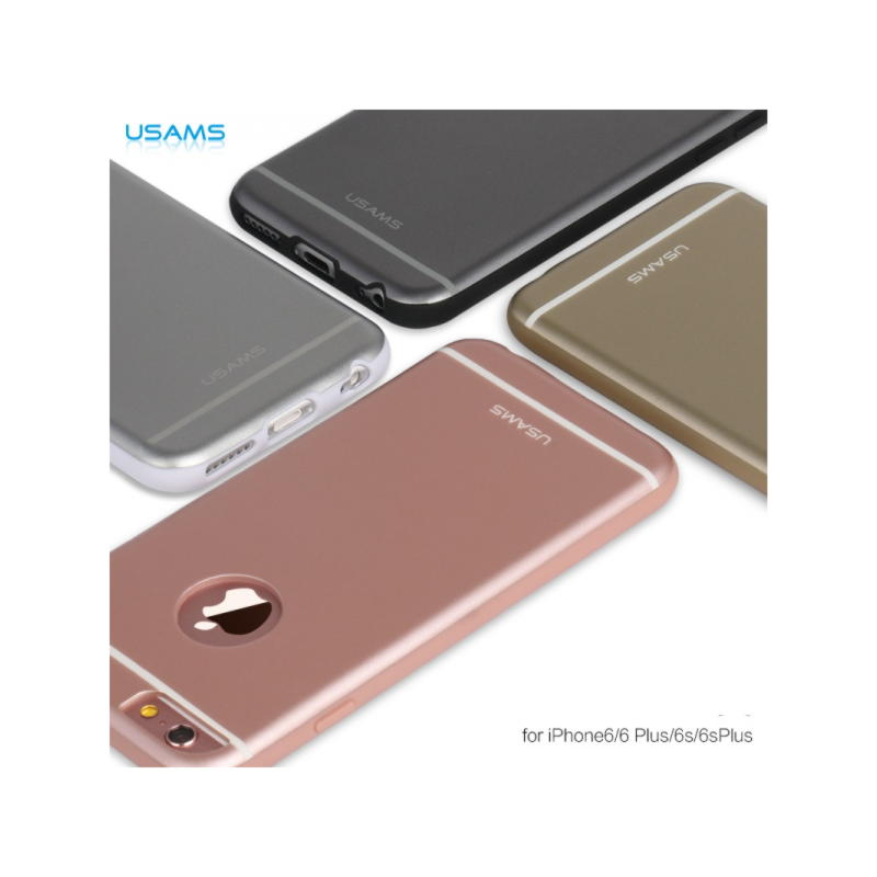 iPhone 6 / 6S Usams Hero Series TPU Cover