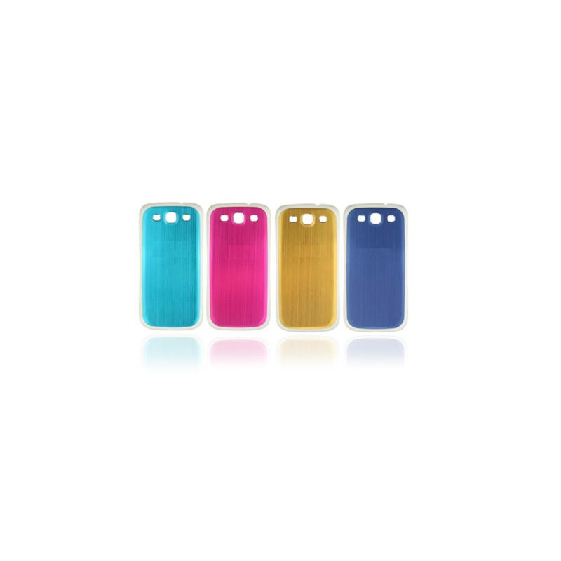 Metal Cover Til Samung Galaxy S3