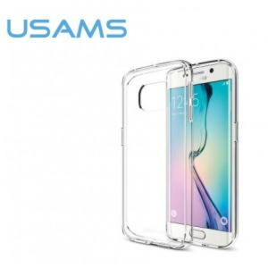 Samsung Galaxy S6 Edge Plus Usams Glary Hard Cover - Gennemsigtig
