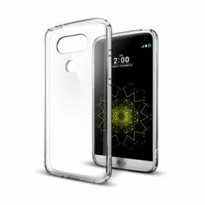 LG G5 TPU Cover - Transparent