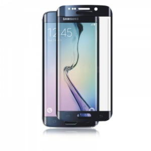 Samsung Galaxy S6 Edge Plus Panzer Tempered Glass F-F Curved