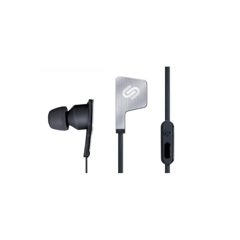 Urbanista London Headset - Sølv Metal
