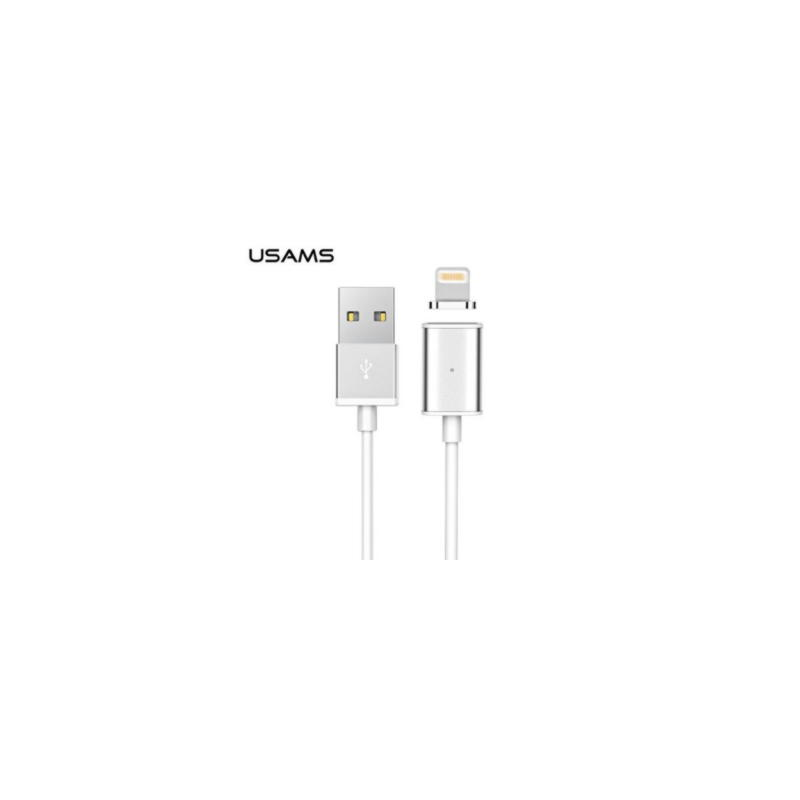 Usams Magnetisk Lightning Kabel - iPhone / iPad