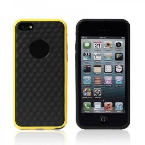 iPhone 5c TPU Cover - Gul