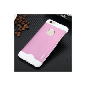 iPhone 6 Usams Blade Series Hard Cover - Lyserød