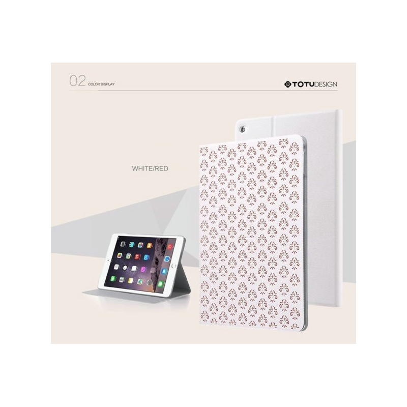 TOTU - iPad Air 2 Chrome Hearts Series Cover