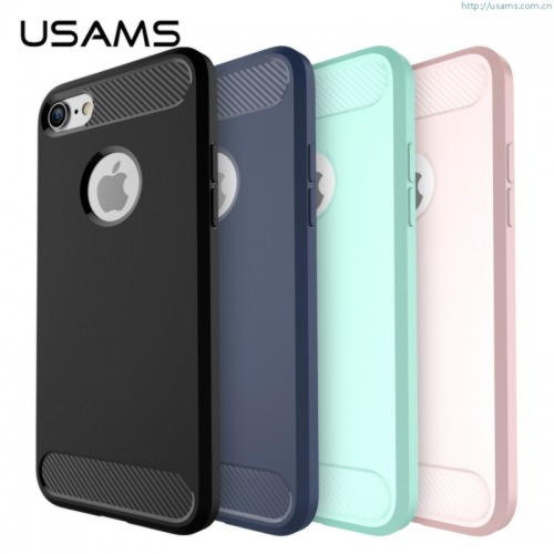 iPhone 7 / iPhone 8 Usams Cool Series TPU Cover