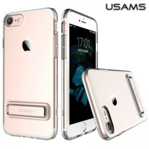 iPhone 7 / iPhone 8 Usams Bright Series TPU Cover - Roseguld