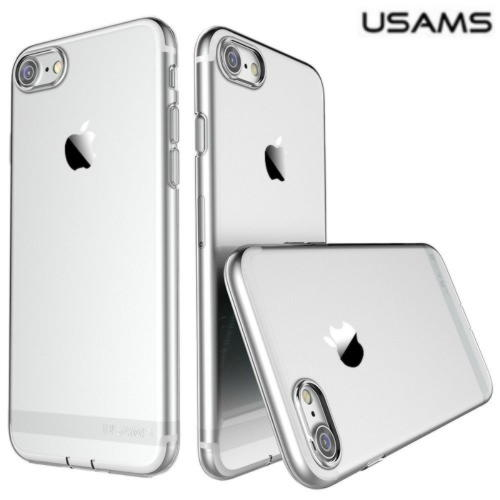 iPhone 7 / iPhone 8 Usams Primary Series TPU Cover - Transparent