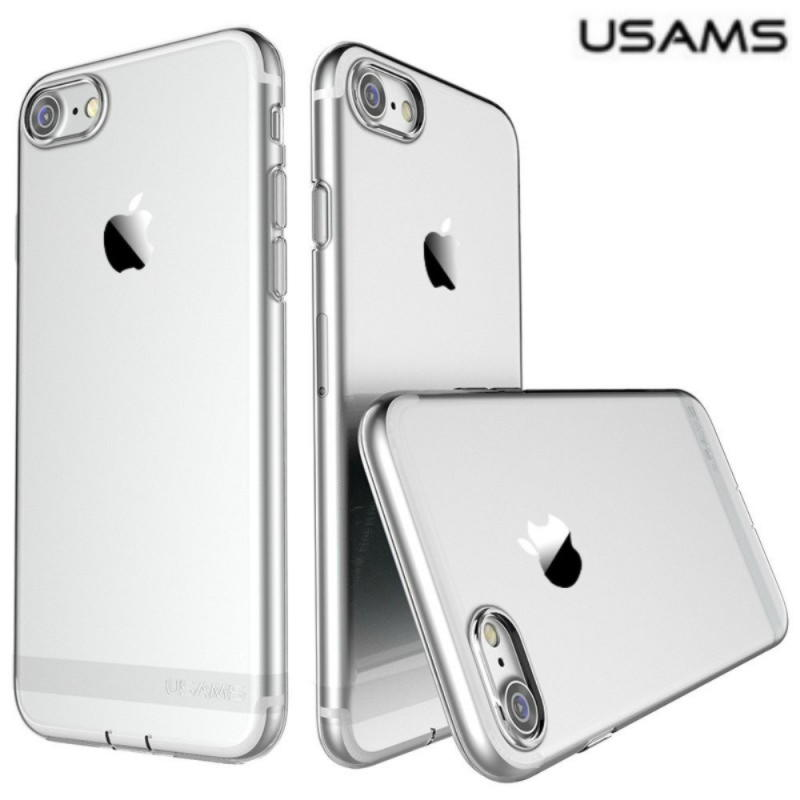 iPhone 7 Usams Primary Series TPU Cover - Transparent