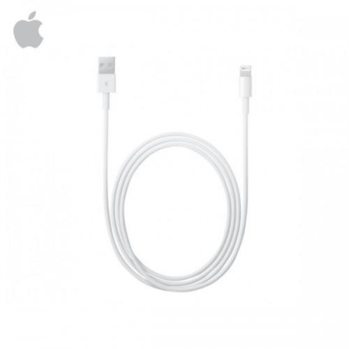 Original Apple Lightning USB Kabel 2m - MD819ZM/A - Hvid