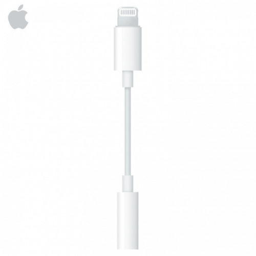 Apple Lightning / 3.5mm Adapter til Hovedtelefoner MMX62ZM/A‎