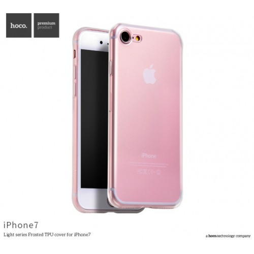 iPhone 7 / iPhone 8 HOCO Light Series Frost TPU Cover