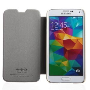 Samsung Galaxy S5 KLD Enland Series Cover - Hvid