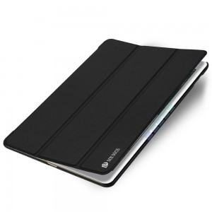 iPad Air 2 Dux Ducis Skin Pro Smart Cover - Sort / Grå