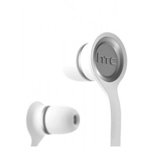 Original HTC Stereo Headset RC E160 Med Fjernbetjening - Sort