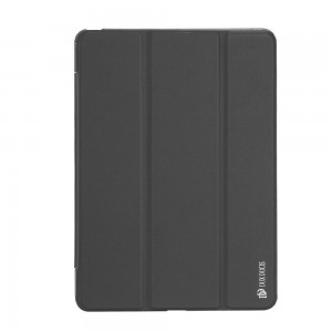 iPad 9.7 (2017) DUX DUCIS Læder Smart Cover - Sort