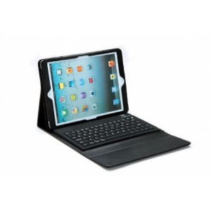 "iPad 9.7"" (2017) Dansk Bluetooth Tastatur - Sort"