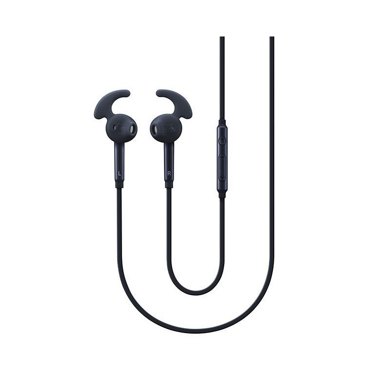 Original Samsung Headphones In-Ear Fit med mic - Blå