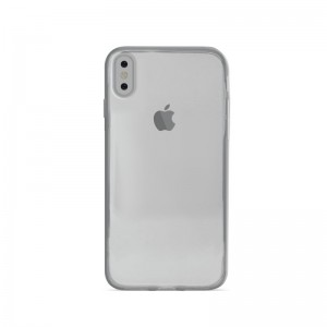 iPhone X Puro Ultra-Slim 0.3 Nude Cover - Transparent