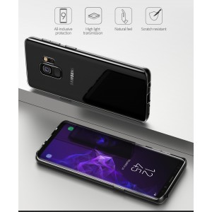 Samsung Galaxy S9 Plus Hoco Light Series TPU Cover - Transparent