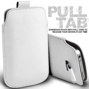 iPhone 5 / 5S / SE Pull Tab Cover - Hvid