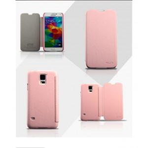 Samsung Galaxy S5 KLD Enland Series Cover - Baby pink