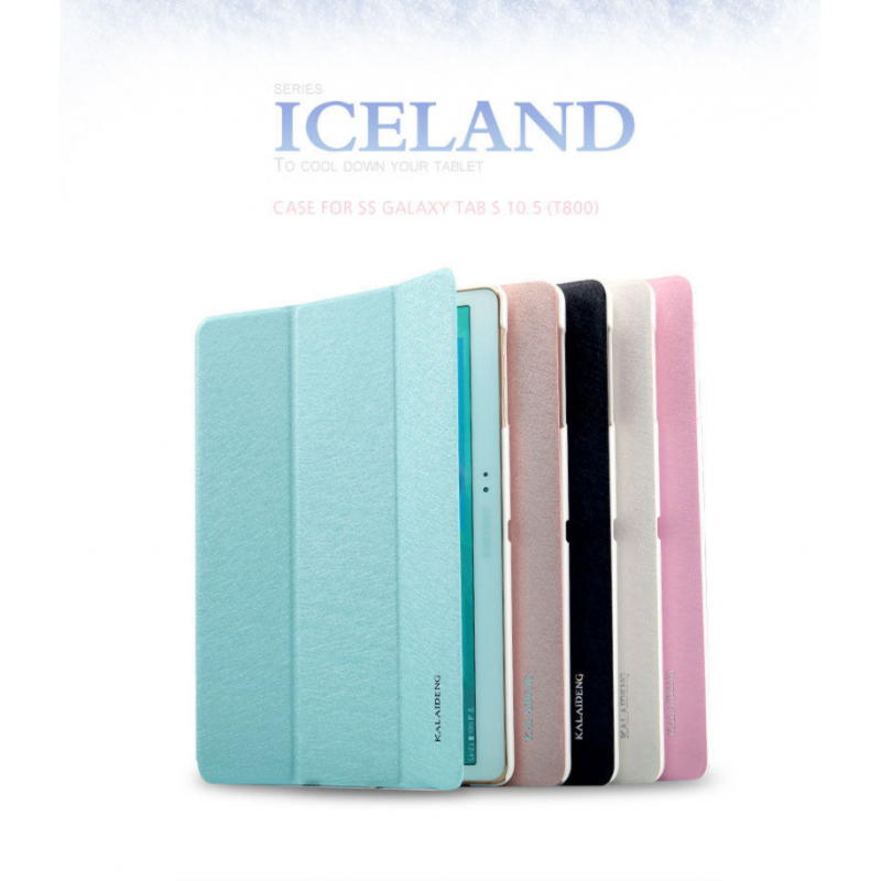 Samsung Galaxy Tab S - 10.5 Kalaideng Iceland Series Smart Cover