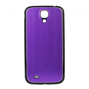 Samsung Galaxy S4 Metal Cover - Lilla