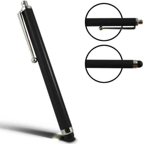 Touch pen til smartphone & tablet - Sort