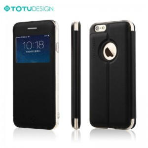 iPhone 6 TOTU Starry View Cover - Sort