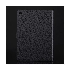 iPad Air 2 Diamant Cover - Sort
