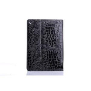 iPad Air Krokodille Cover - Sort